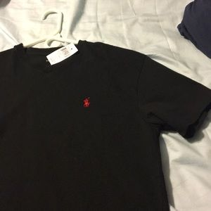 RL Polo V-Neck Shirt